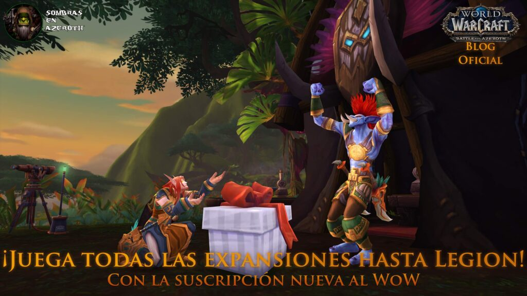 Blog oficial suscrib os a wow y jugad a todas las for Cocina wow legion